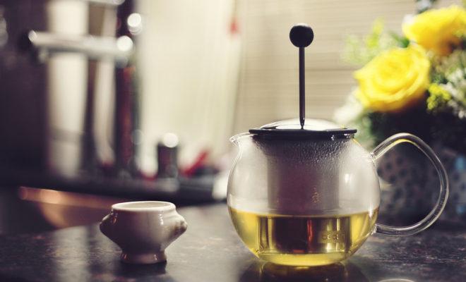 Chá e Tomilho